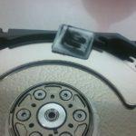 затёртый HDD