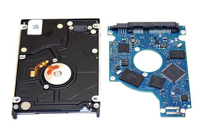 Оживление HDD ST500LM000