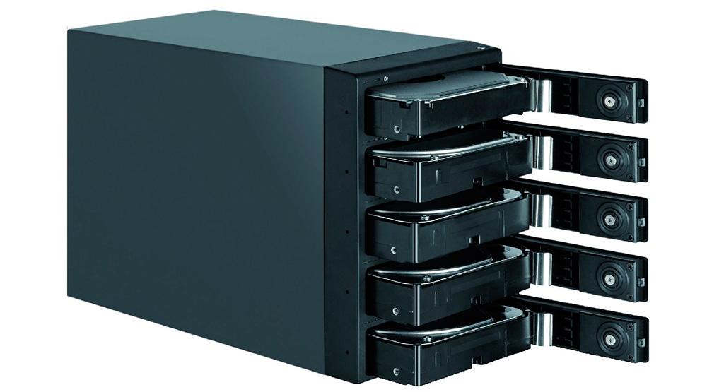 RAID Seagate из 4-х дисков