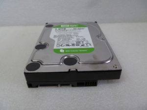 WD Green с умершим процессором