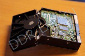 деформация HDD